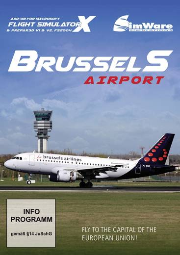 Brussels Airport PC USK: 0