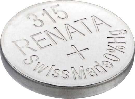 Knopfzelle 315 Silberoxid Renata SR67 23 mAh 1.55 V 1 St.