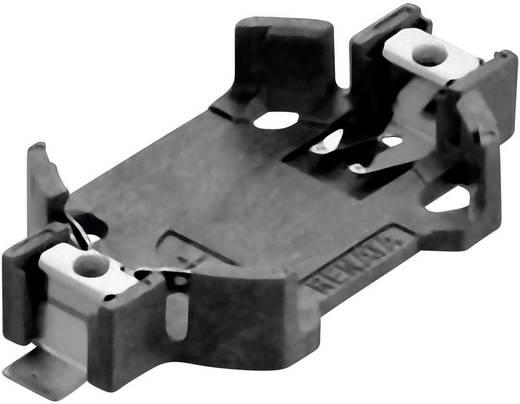Knopfzellenhalter 1x CR 2016 Horizontal, Oberflächenmontage SMD (L x B x H) 32 x 16.1 x 5.4 mm Renata 701113