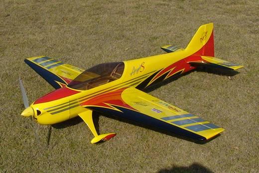 Sebart Angel S Evo 50E Gelb, Schwarz RC Motorflugmodell ARF 1580 mm