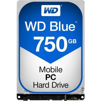 Western Digital WD7500BPVX Interne Festplatte 6.35 cm (2.5 Zoll) 750 GB Blue? Mobile Bulk  Preisvergleich