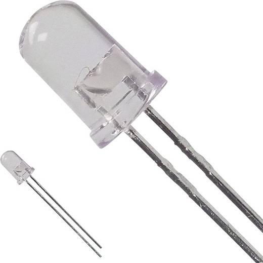 LED bedrahtet Rot Rund 5 mm 700 mcd 25 ° 50 mA 1.9 V Broadcom HLMP-C625-P0000