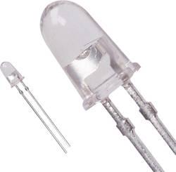 LED 5 mm Broadcom HLMP-4101 rouge rond 1000 mcd 8 ° 30 mA 1.8 V 1 pc(s)