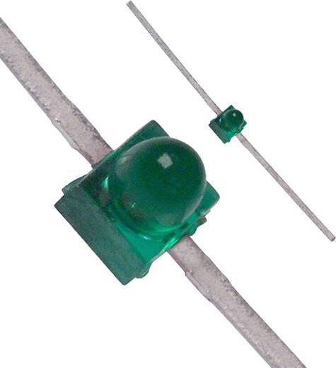 LED bedrahtet Grün Rund 1.9 mm 0.6 mcd 90 ° 30 mA 2.1 V Broadcom HLMP-7040