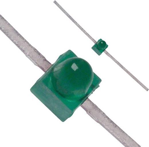 LED bedrahtet Grün Rund 1.9 mm 2 mcd 90 ° 30 mA 2.1 V Broadcom HLMP-6820