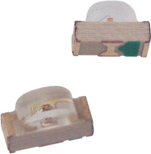 Broadcom HSMS-C680 SMD-LED SMD-2 Rot 5.1 mcd 125 ° 20 mA 2 V