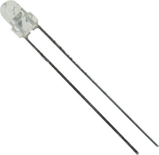 LED bedrahtet Bernstein Rund 3 mm 96.2 mcd 60 ° 20 mA 2.02 V Broadcom HLMP-NL06