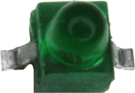 SMD-LED SMD-2 Grün 0.6 mcd 90 ° 2 mA 2.1 V Broadcom HLMP-7040-D0011