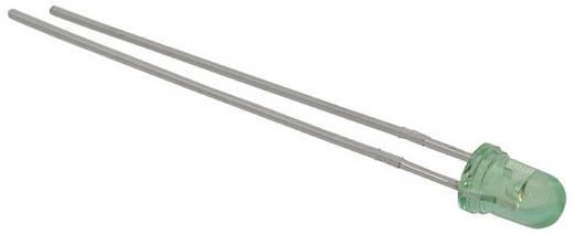 LED bedrahtet Grün Rund 3 mm 240 mcd 45 ° 20 mA 2.1 V Broadcom HLMP-Y802-F0000