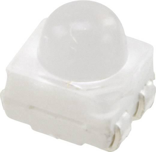 SMD-LED PLCC4 Bernstein 3000 mcd 30 ° 50 mA 2.2 V Broadcom HSMA-A430-W90M1