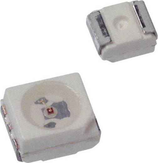 SMD-LED PLCC2 Rot 140 mcd 120 ° 20 mA 1.9 V Broadcom HSMC-A100-R00J1