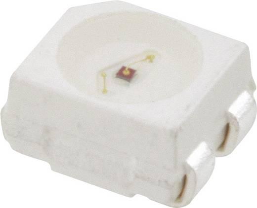 SMD-LED PLCC4 Rot 980 mcd 120 ° 50 mA 2.2 V Broadcom HSMC-A401-U80M1