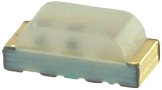 SMD-LED SMD-4 Rot, Grün, Blau 80 mcd, 170 mcd, 60 mcd 120 °, 125 ° 20 mA 1.9 V, 3.4 V Broadcom HSMF-C115