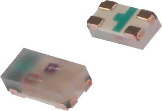 Broadcom HSMF-C169 SMD-LED 1608 Bernstein, Blau 90 mcd, 10 mcd 120 ° 20 mA, 10 mA 1.9 V, 3.4 V