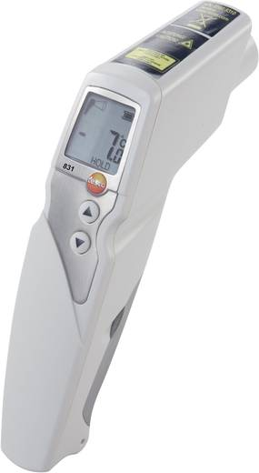 Infrarot-Thermometer testo testo 831 Optik 30:1 -30 bis +210 °C