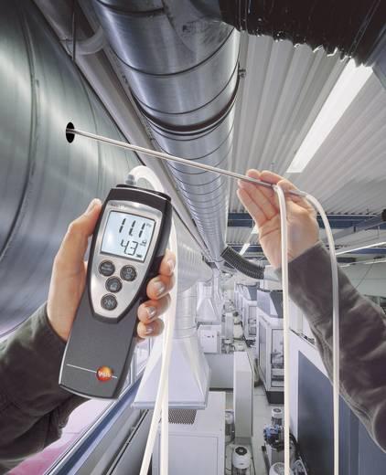Druck-Messgerät testo 512 (0 - 2 000 hPa) Luftdruck 0 - 2000 hPa Kalibriert nach ISO