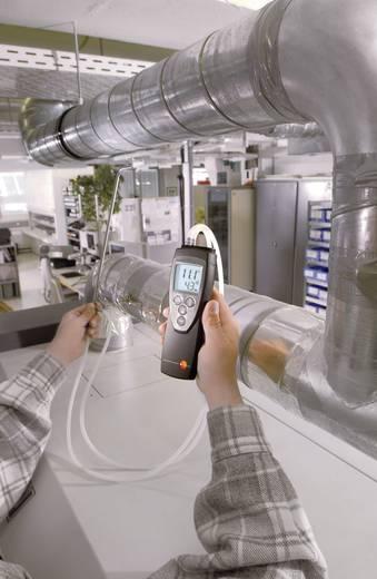 Druck-Messgerät testo 512 (0 - 20 hPa) Luftdruck 0 - 20 hPa Kalibriert nach ISO