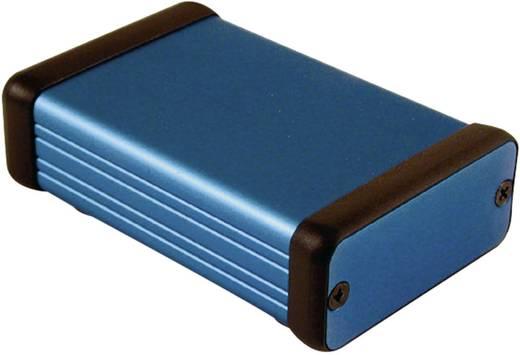 Universal-Gehäuse 80 x 54 x 23 Aluminium Blau Hammond Electronics 1455C801BU 1 St.