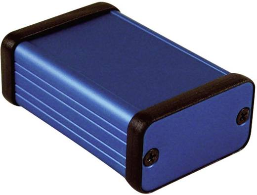 Universal-Gehäuse 60 x 45 x 25 Aluminium Blau Hammond Electronics 1455D601BU 1 St.
