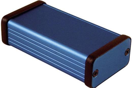 Universal-Gehäuse 80 x 45 x 25 Aluminium Blau Hammond Electronics 1455D801BU 1 St.