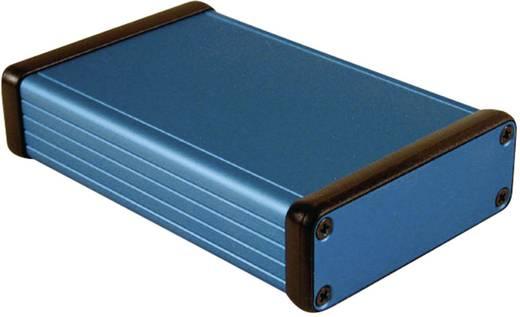 Universal-Gehäuse 120 x 78 x 27 Aluminium Blau Hammond Electronics 1455J1201BU 1 St.