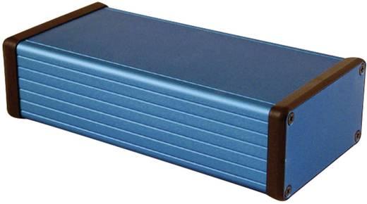 Universal-Gehäuse 160 x 78 x 43 Aluminium Blau Hammond Electronics 1455K1601BU 1 St.