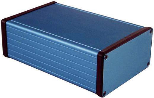 Universal-Gehäuse 160 x 103 x 53 Aluminium Blau Hammond Electronics 1455N1601BU 1 St.