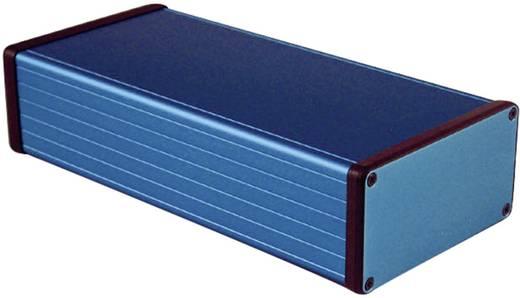 Universal-Gehäuse 220 x 103 x 53 Aluminium Blau Hammond Electronics 1455N2201BU 1 St.