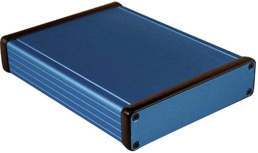 Hammond Electronics 1455P1601BU Universal-Gehäuse 160 x 125 x 30.5 Aluminium Blau 1 St.