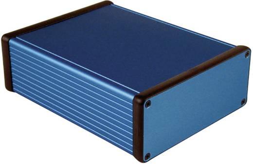Universal-Gehäuse 160 x 125 x 51.5 Aluminium Blau Hammond Electronics 1455Q1601BU 1 St.