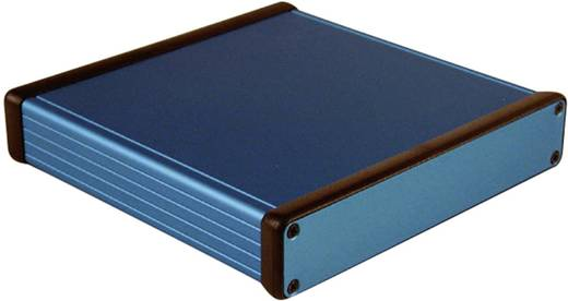 Hammond Electronics 1455R1601BU Universal-Gehäuse 160 x 165 x 30.5 Aluminium Blau 1 St.