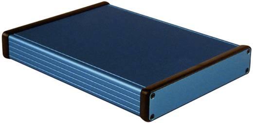 Universal-Gehäuse 220 x 165 x 30.5 Aluminium Blau Hammond Electronics 1455R2201BU 1 St.