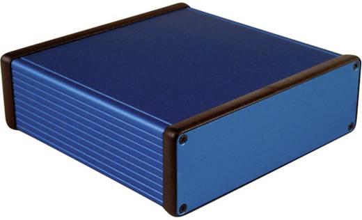Universal-Gehäuse 160 x 165 x 51.5 Aluminium Blau Hammond Electronics 1455T1601BU 1 St.