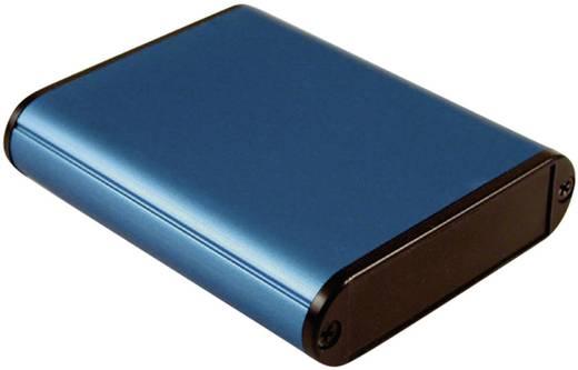 Universal-Gehäuse 80 x 71.7 x 19 Aluminium Blau Hammond Electronics 1455B802BU 1 St.