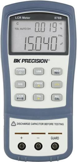 Komponententester digital BK Precision BK-878B Kalibriert nach: ISO CAT I Anzeige (Counts): 40000