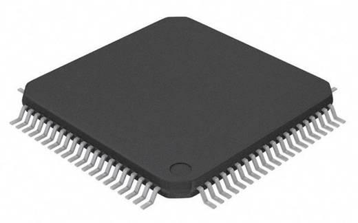 Embedded-Mikrocontroller MSP430F6725IPN LQFP-80 (12x12) Texas Instruments 16-Bit 25 MHz Anzahl I/O 52