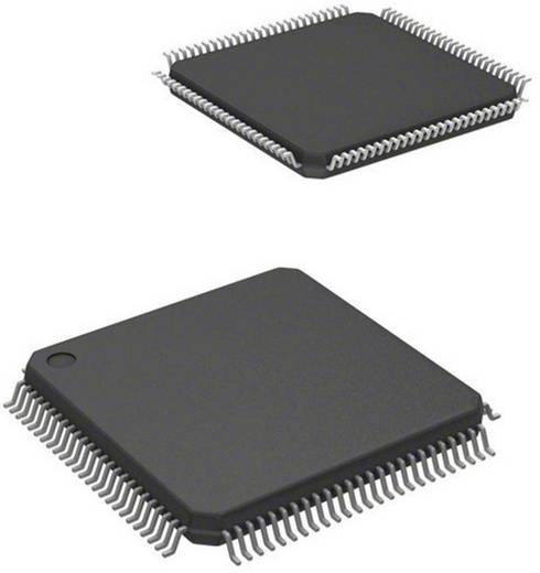 Embedded-Mikrocontroller MSP430F6636IPZ LQFP-100 (14x14) Texas Instruments 16-Bit 20 MHz Anzahl I/O 74