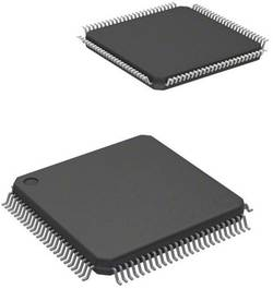 Image of Embedded-Mikroprozessor MC68LC302AF16VCT LQFP-100 (14x14) NXP Semiconductors M683xx 8/16-Bit Single-Core 16 MHz
