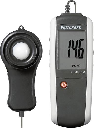 Photovoltaik-Multimeter digital VOLTCRAFT PL-110SM Kalibriert nach: Werksstandard Anzeige (Counts): 2000