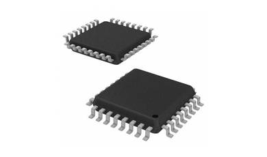 Application-specific embedded microcontroller