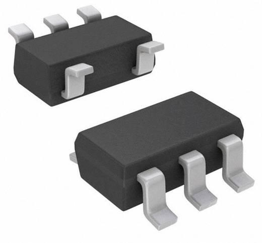 Linear IC - Komparator Texas Instruments TL331KDBVT Differential CMOS, MOS, Offener Kollektor, TTL SOT-23-5