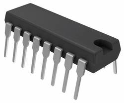 AFE obvod Microchip Technology TC500CPE 16 Bit PDIP-16
