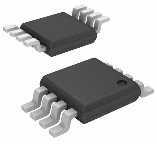 Linear IC - Komparator Texas Instruments LMV762MM/NOPB Mehrzweck Push-Pull VSSOP-8