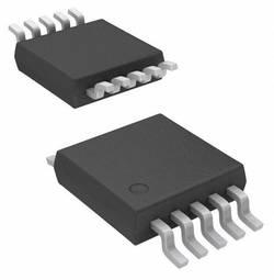 PMIC - Contrôleur, variateur moteur Texas Instruments DRV8832DGQR Demi-pont (2) Parallèle MSOP-10 1 pc(s)