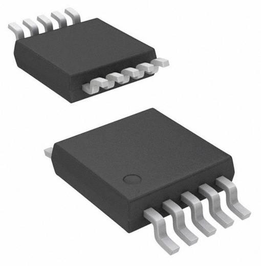 Linear IC - Temperatursensor, Wandler Texas Instruments TMP432ADGST Digital, lokal/fern SMBus VSSOP-10