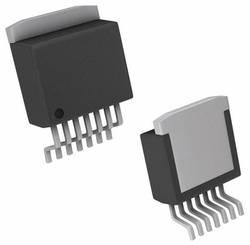 PMIC - Régulateur de tension - Régulateur de commutation CC CC Texas Instruments LM2593HVSX-ADJ/NOPB Abaisseur de tensio