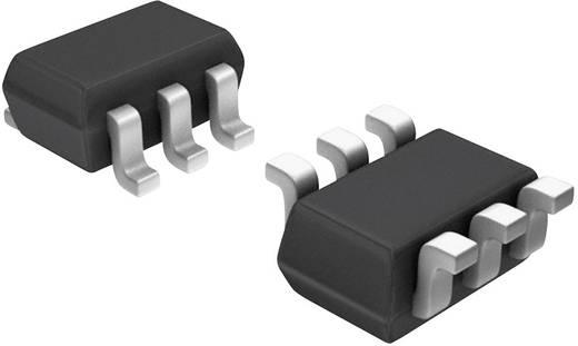 Linear IC - Temperatursensor, Wandler Texas Instruments TMP122AIDBVT Digital, zentral SPI SOT-6