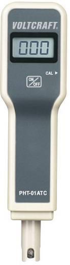 pH-Messgerät VOLTCRAFT PHT-01 ATC 0,01 pH Kalibriert nach Werksstandard (ohne Zertifikat)