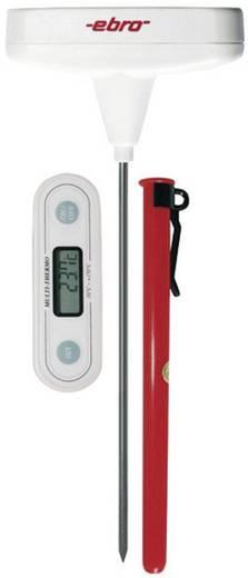 Einstichthermometer (HACCP) ebro TDC 150 Messbereich Temperatur -50 bis 150 °C Fühler-Typ NTC HACCP-konform