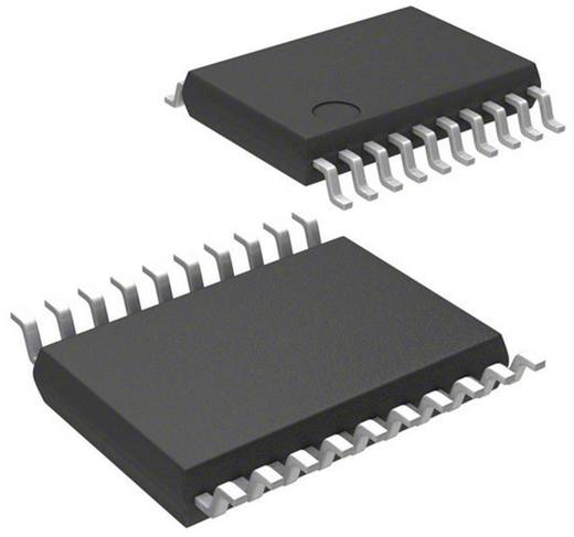 Schnittstellen-IC - PCM-CODEC Texas Instruments TLV320AIC1107PW 13 Bit TSSOP-20 Anzahl A/D-Wandler 1 Anzahl D/A-Wandler